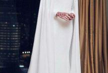 jilbab pesta