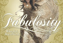 fabulosity herself / by Rhonda Williams-Bond