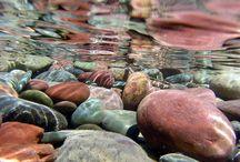 The Sea, Creeks, Lakes & the Beauty Beneath Them