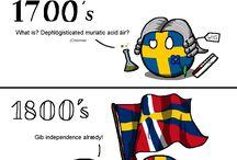 sweden!