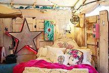Gypsy decorating