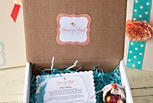 Wrap it up! / Christina Z Photography - brand and packaging ideas