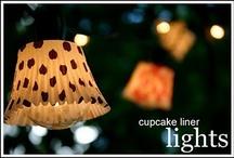 cupcake liners / by Janae Hepler