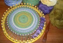 Weaving + Looming