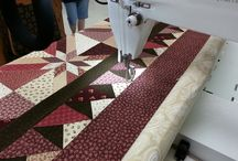 See What We're Quilting on the Platinum 3000 at Appletree Quilting Center in Columbia, Missouri