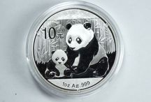 Panda Coins / by Bellevue Rare Coins