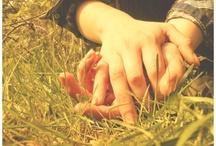 i wanna hold your hand / by Amanda Yu