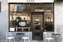 Own Cafe Interior