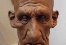 GREEK'S SCULPTOR'S,SPECIAL MAKEUP EFFECTS ARTIST AND CREATURE DESIGNER