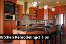 Remodeling Tips / Remodeling can be a nightmare or a dream come true, this board is going to help give tips to ensure a smooth remodel!