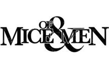 Of Mice & Men / Austin Carlile  Alan Ashby  Phil Manansala  Valentino Arteaga  Aaron Pauley  Shayley Bourget / by Paige B