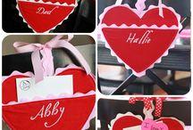 Valentine Fun / by Jamie Bare  (www.thecraftingchicks.com)