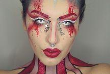 Carmen / Makeup ideas for Novice Carmen Eileen