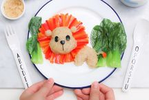 Plates for kids party