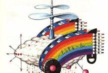 Codex Seraphanius / Surreal and clever