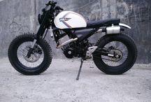 Suzuki gsx s150 Scrambler