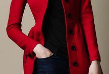 Style femme- Rouge