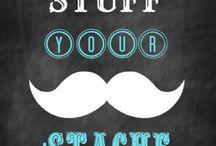 mustache theme