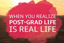 Post-Graduation & Graduate School / This board is a guide to helping you prepare for your future!