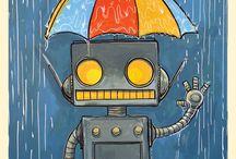 1re sec. Robot
