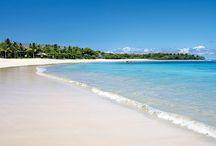 InterContinental Fiji Golf Resort & Spa / Nestled amongst 35 acres of lush tropical gardens, The InterContinental Fiji Golf Resort & Spa is a contemporary luxury resort located on a 'world's best beach'.