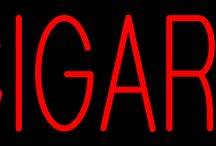 Cigars Neon Signs