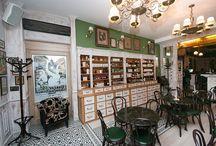 cafenele/restaurante in romania
