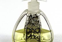 Dream Perfume Flacon / Парфюмерные флаконы мечты.