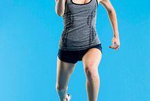 Fitness / by Dina Fraioli