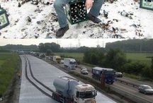 Funny disasters