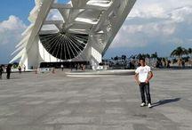 ARQUIVISITAS / Minhas visitas a alguma arquitetura relevante.