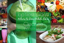 Healthy Restaurants / by Annaliisa Kapp