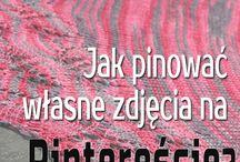 Pinterest po polsku / Wszystko o Pinterście i na dodatek w języku polskim. Dla tych, dla których angielski jest niezrozumiały i na zawsze pozostanie. Jak promować swoje produkty za pomocą Pinterestu, rady i porady. To co jest ważne i czego nie można pominąć promując tutaj swoją firmę.
