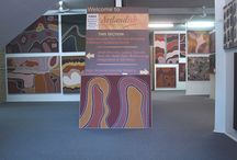 A Look Inside Artlandish Aboriginal Art Gallery / A Look Inside Artlandish Aboriginal Art Gallery in Kununurra, Western Australia. We have 1000+ amazing Aboriginal Artworks, gifts and artefacts to view in the gallery.  If you can't make it to Kununurra, you can view the artworks at www.artlandish.com too