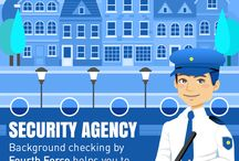 Security Agency Verification Services in India / Fourth Force performs Security Agency Verification Services throughout India