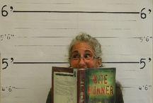 High School Library Ideas! / by Shantel Benjamin