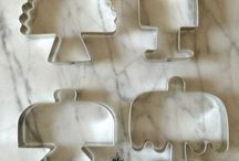 Oui, Sugar! Cookie Cutters and Supplies / by The Army Mom
