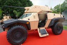 militaty cars