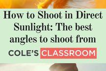 Communication photographe / Pub et communication sur des cours ou du contenu photo