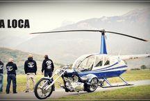 "Softail Harley ""Big Bear Athena"" Designed by Vida Loca Choppers / Softail Harley Big Bear Athena Designed by Vida Loca Choppers in 2013"