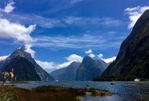 Nuova Zelanda - New Zealand / Tutti i viaggi in Nuova Zelanda - Raccontati con Giruland. Il tuo Diario di Viaggio.