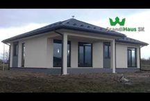 Výstavba - Šalgovík - Scandi Haus SK s.r.o.