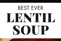 Soups / Recipes for soups, stews, chowders, chili, bisque, and more.