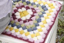 Crochet - Felting