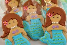 Mermaid Party / M's 3rd birthday party