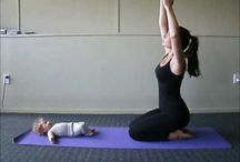 Yoga Baby / Family and child yoga / by Lindsay Bayer