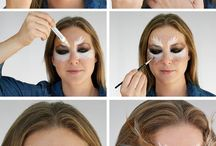 make-up dla sowy