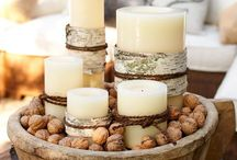 świeczki inspiracje