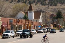 Lyons, CO / Here are some fun places to visit and check out when you are in the town of Lyons.