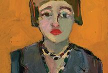 Joan Brown (1938-1990)